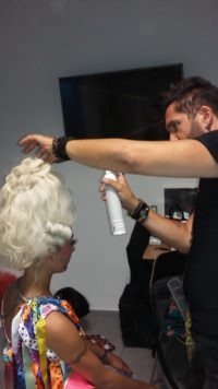 Réalisations en coiffure Roger Para