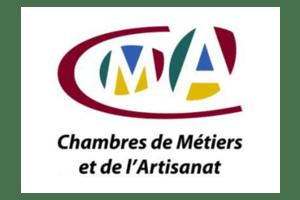 Logo Chamber des métiers et de l'artisanat