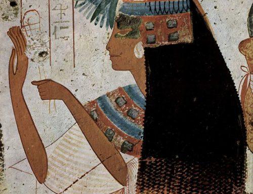 La coiffure à travers l'Histoire : l'Égypte antique